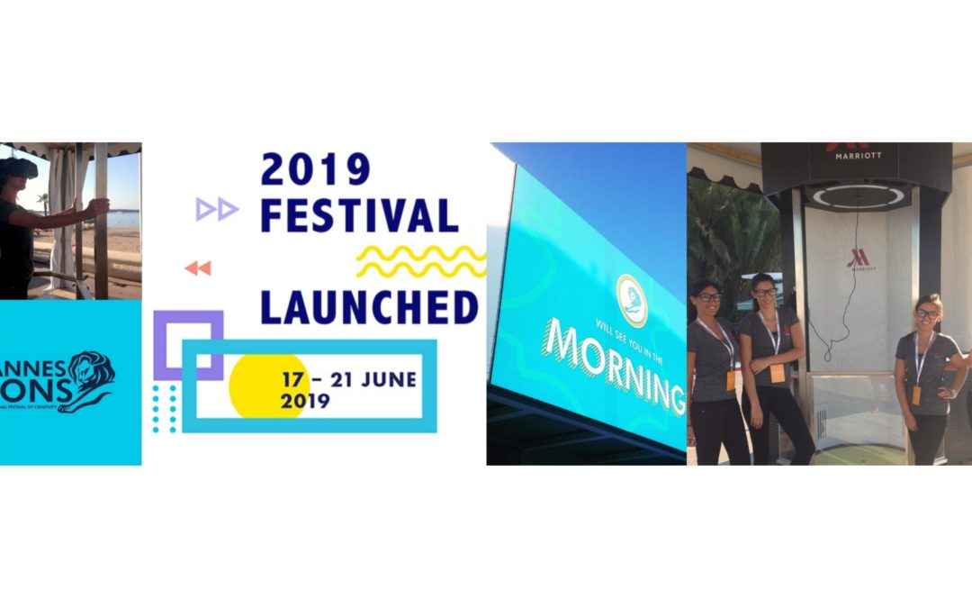 Cannes Lions Promotion Staff Hostess Agency